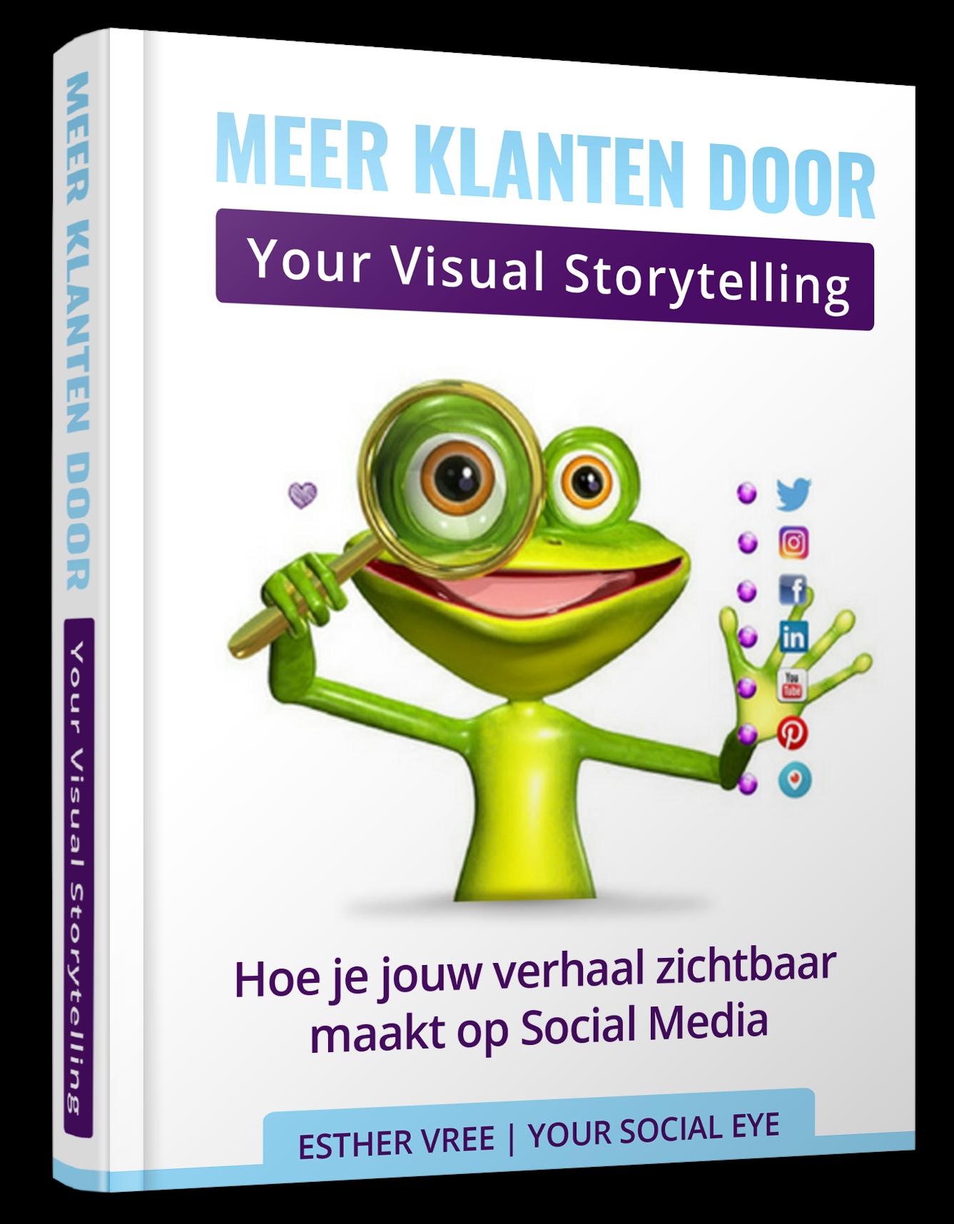 Meer klanten door Your Visual Storytelling