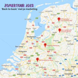 De Zomertour 2018