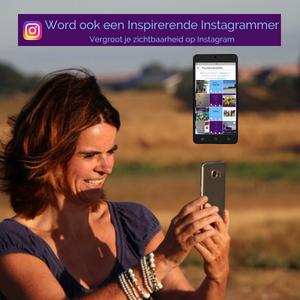 Word ook een Inspirerende Instagrammer online videotraining