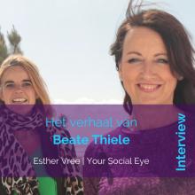 Het persoonlijke verhaal van Beate Thiele interview