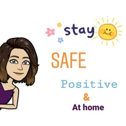 Stay Safe Positive at home
