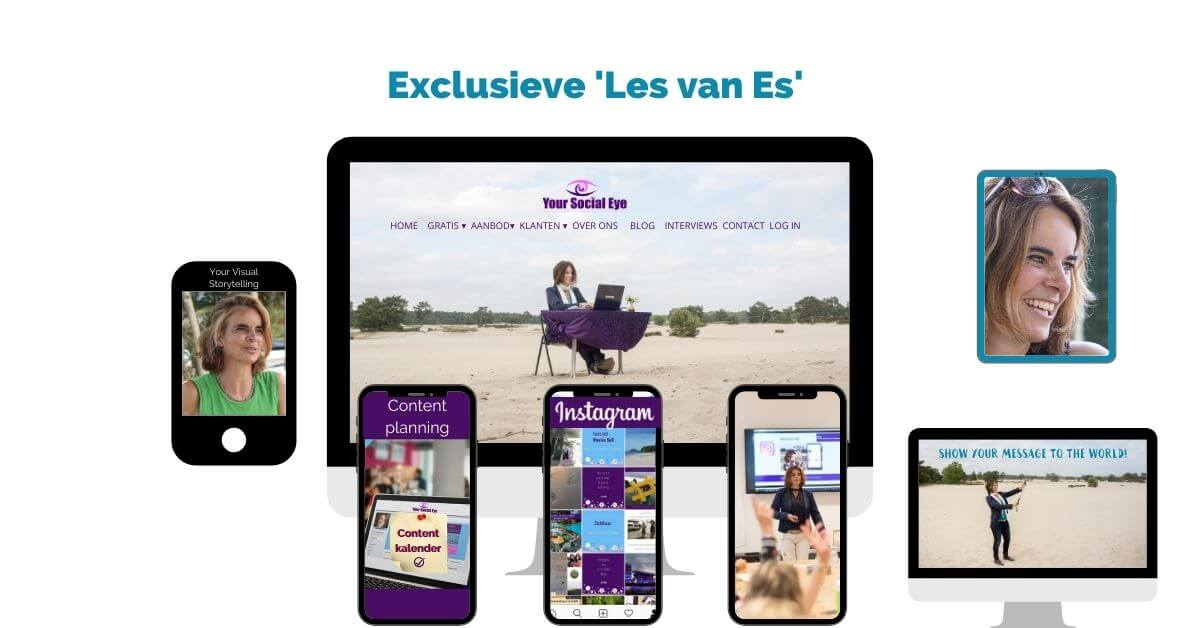 Exclusieve Les van Es