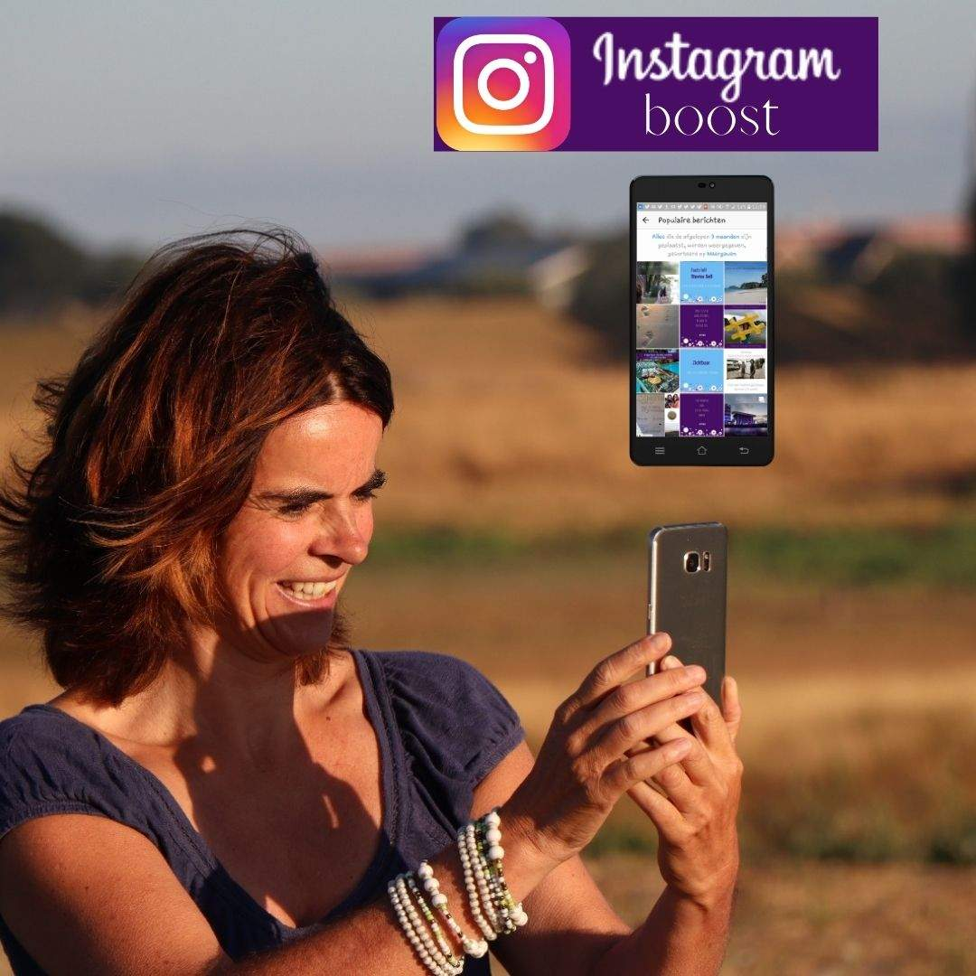 Instagram Boost Exclusieve Les van Es